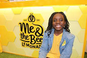 美国最年轻女CEO 为保护蜜蜂4岁创连锁品牌