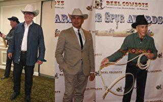 被誉为西部片奥斯卡的银马刺奖在洛杉矶颁奖