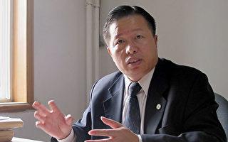 中國近百維權人士聯署 要求中共釋放高智晟