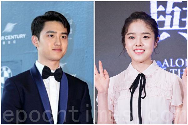 EXO都敬秀及金香起 獲釜日電影獎人氣獎