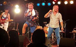 在日巡演「被颱風跟追」 陳昇為北海道加油