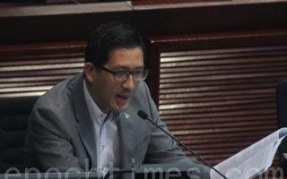 香港議員批政府政治DQ劉小麗
