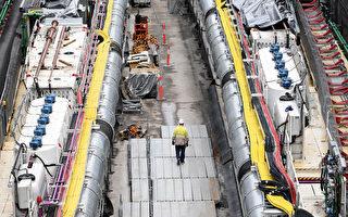 悉尼南北地鐵隧道開挖 長30公里2024年竣工