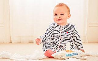 世界上最纯净的婴儿湿巾:WaterWipes