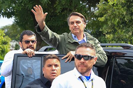 10月28日巴西舉行總統大選,初步投票結果顯示,巴西右翼總統候選人波索納洛(Jair Bolsonaro)贏得大選。