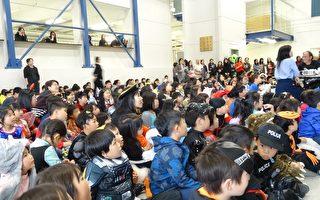 加西汉字文化节演书团体竞赛揭晓