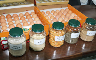 產學合作 成功開發低膽固醇黃金蟲草蛋