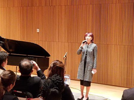 跨樂音樂協會董事長黃百齡表示,「跨樂」是一個非營利的音樂慈善機構,成立的主要目的是想提供一個音樂舞臺給年輕音樂家有發揮的機會。