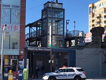 長島鐵路緬街站加裝了兩臺電梯,並更換了護欄、樓梯、風雪庇護所、照明、站牌等。