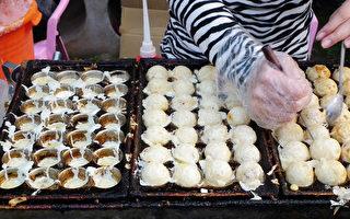 日本大叔虧本賣章魚燒 小孩只收10日圓