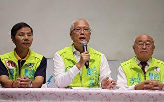 市长候选人谢文进指出 新竹轻轨不可行