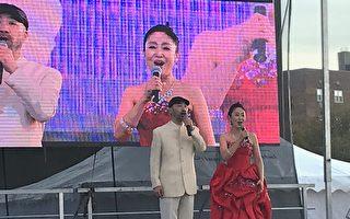 纽约韩国丰收节 文化传统特产大放送