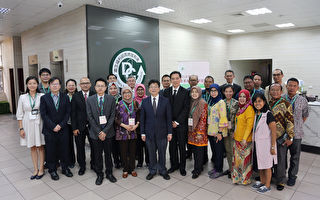 疾管署辦登革熱國際營 印尼來台取經