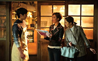 A-Lin首次进军大银幕 当演员又唱主题曲