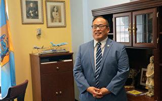 費城市議員吳大衛堅持為華人發聲