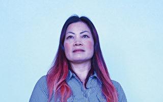 2018年10月市选,大温哥华地区素里市独立市议员候选人周凤棋(Becky Zhou)。(余天白/大纪元)