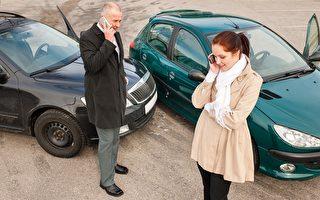 在英国发生车祸怎么办?
