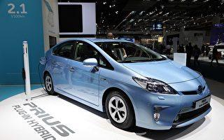 豐田在英國召回兩款混合動力車