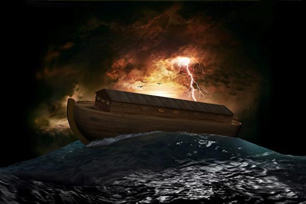 解密文件披露 美CIA曾以卫星寻找诺亚方舟