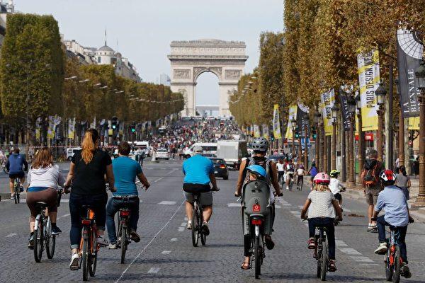 2020年法國自行車或需註冊辦牌照
