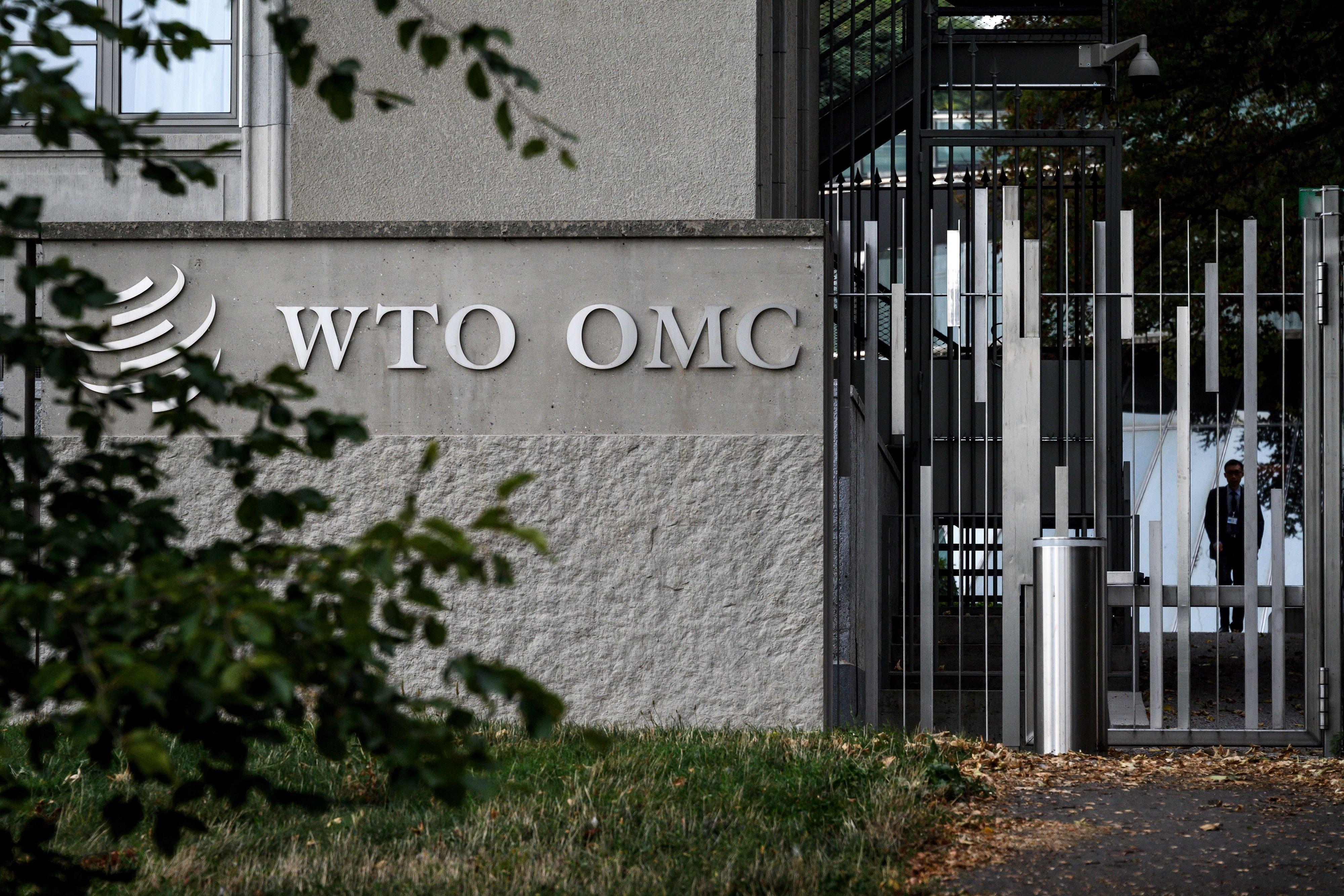 貿易戰打到WTO 美要求裁決中共不公措施