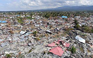 印尼灾区恐增至5千人失踪 土壤液化吞噬社区