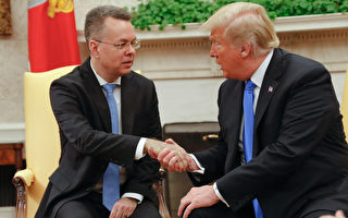 從土耳其獲釋 美國牧師獲川普在白宮接見