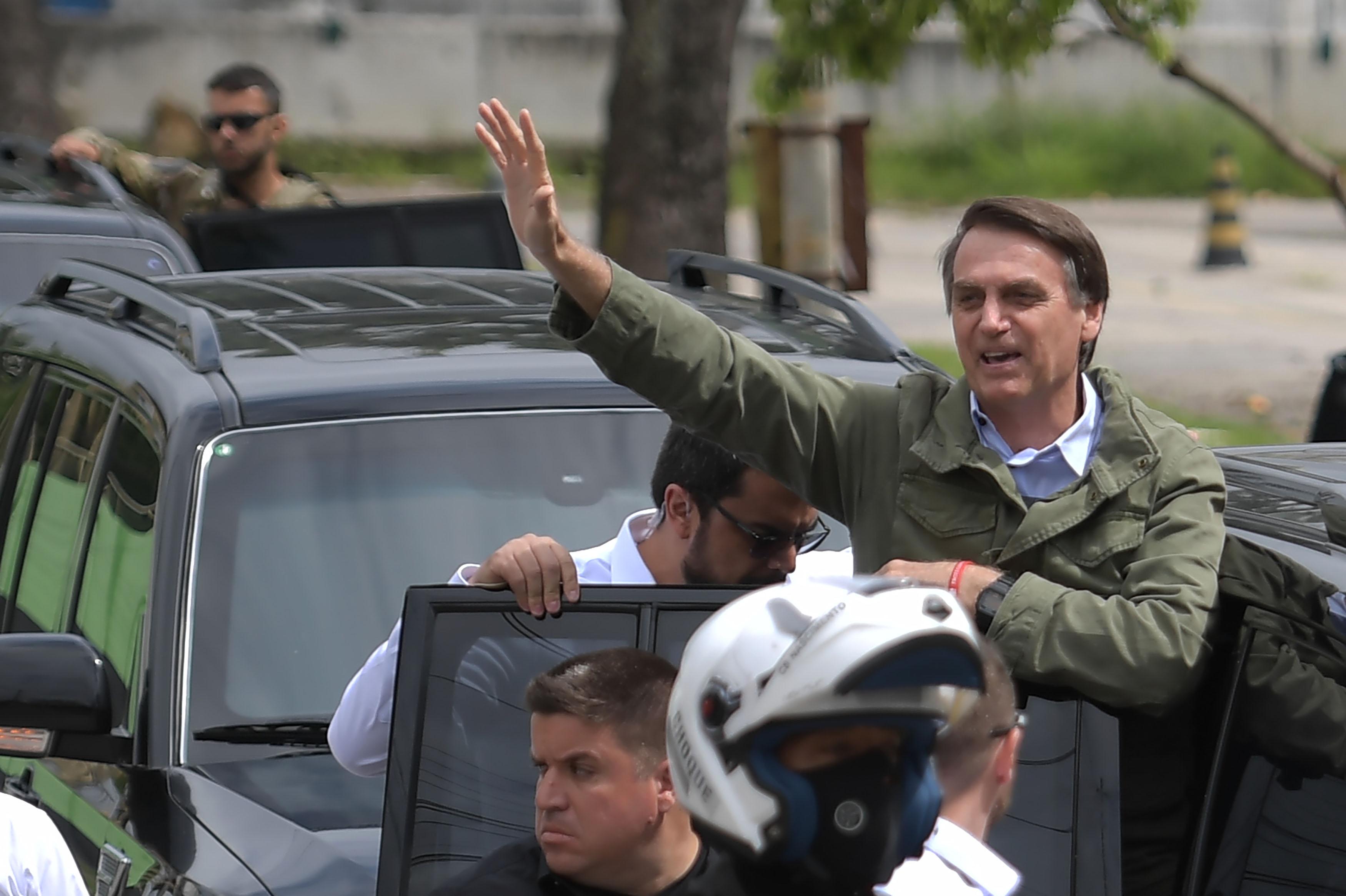 【新聞看點】「巴西特朗普」勝選 中共好煩惱