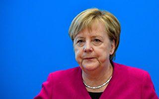 德国总理默克尔敦促德企扩展中国以外市场