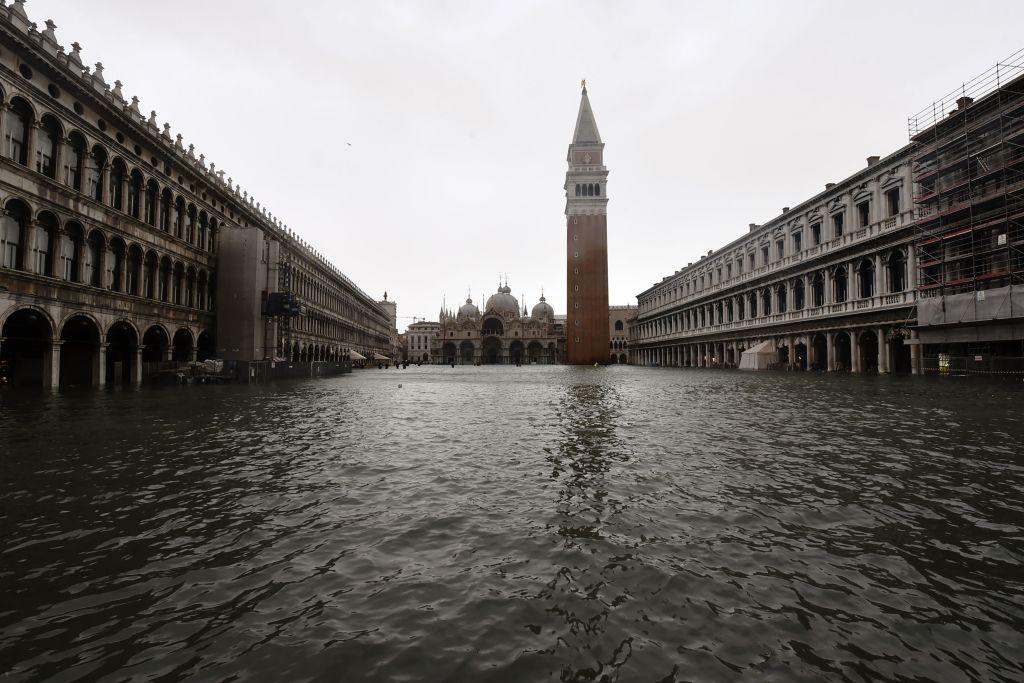 暴風雨肆虐意大利及周邊國家 至少9人死