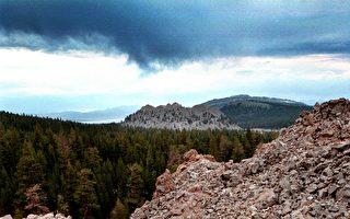 加州三火山具高度噴發風險
