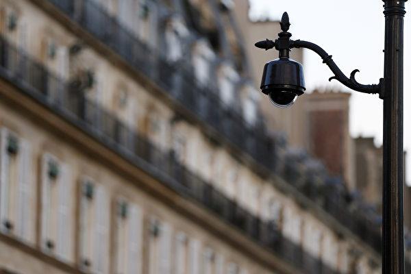 司机小心!巴黎新系统遍布监视器