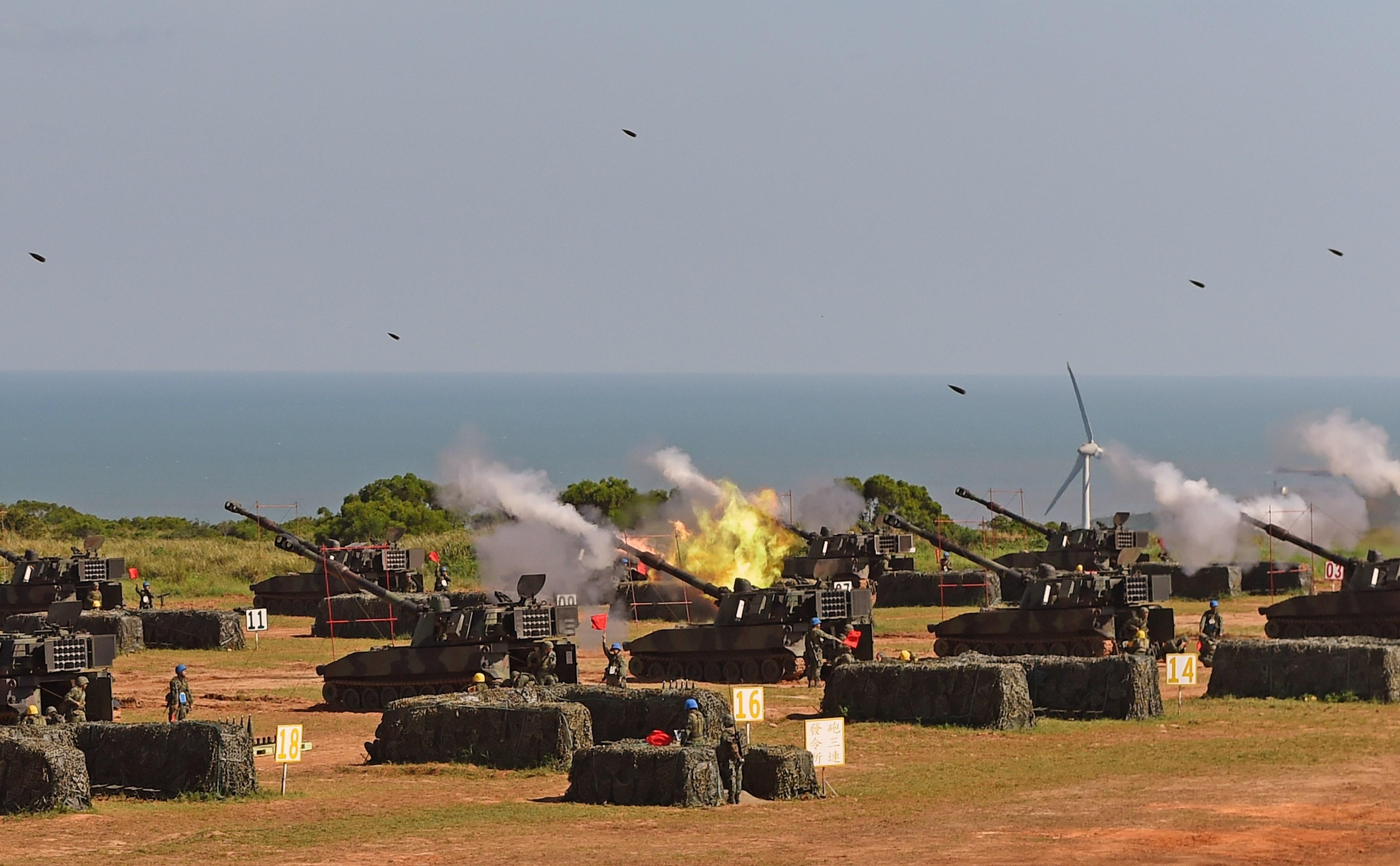 六大警訊映射中共貿易敗戰 軍事風險升溫