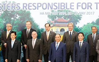 美菲发表联合声明 加强双边贸易与合作