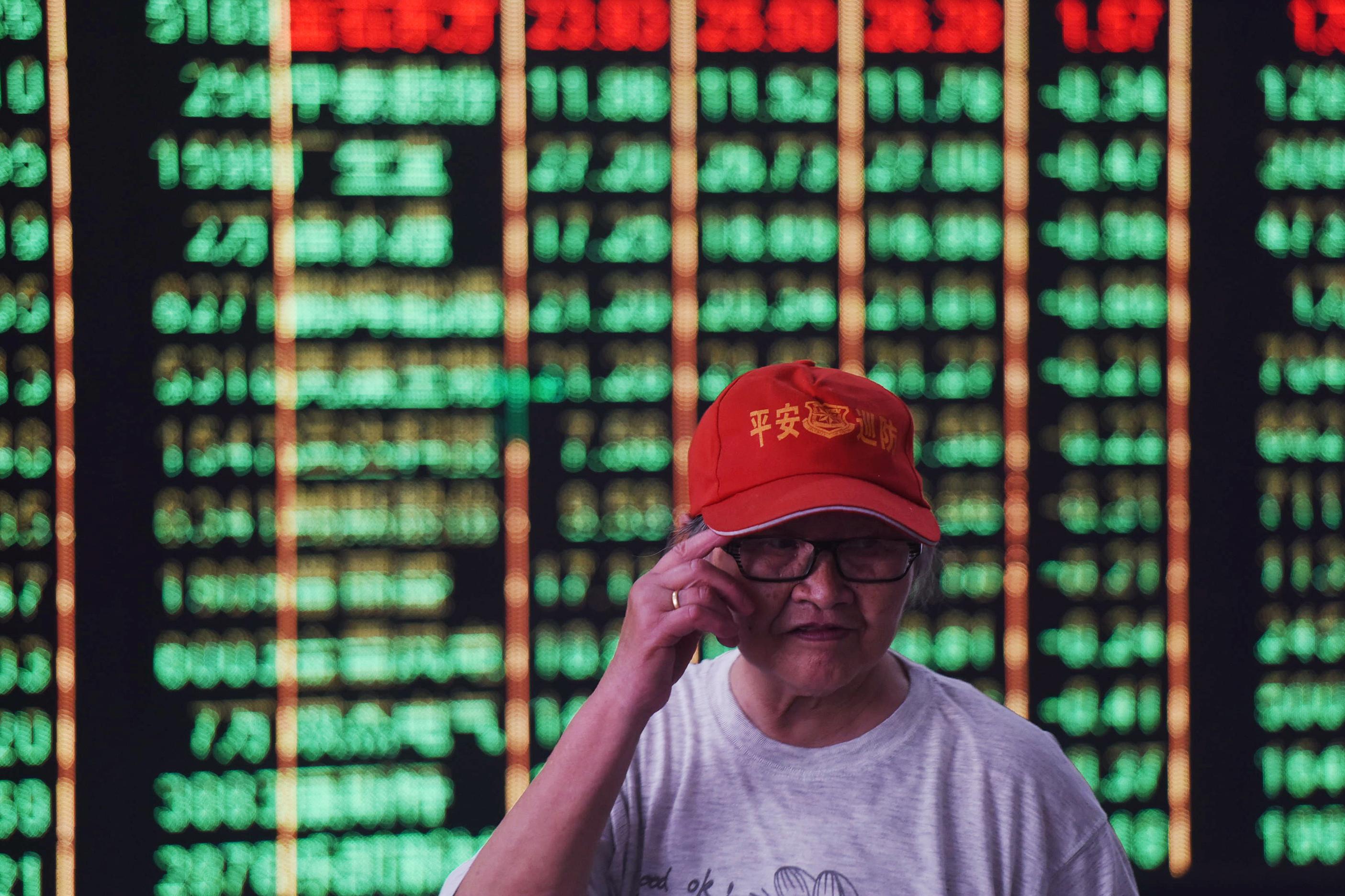 摩根大通下調中國股票 預測貿易戰全面爆發