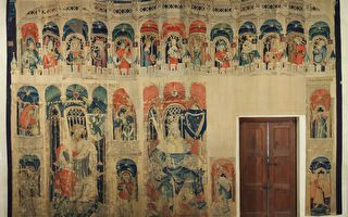 缂织壁毯——黄金时代的黄金艺术