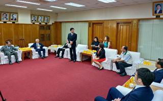 台南石川议会11年交流 盼扩大层面