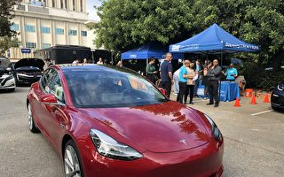 鼓励购买电动车  旧金山湾区半岛清洁能源推新优惠