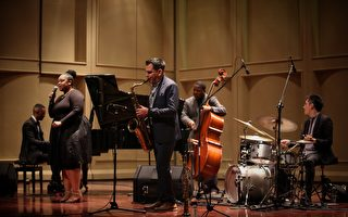 密西根爵士五重奏为嘉大艺术节揭开序幕