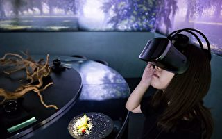 用眼睛吃飯:虛擬現實一樣影響味覺