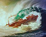 中國百慕大 鄱陽湖老爺廟水域30年吞船200艘