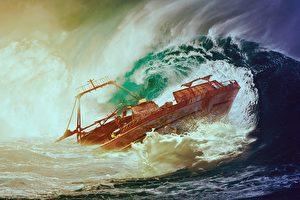 中国百慕大 鄱阳湖老爷庙水域30年吞船200艘