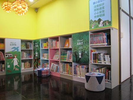 屏東眷村打造的「勝利星村創意生活園區」,將軍之屋轉型為大樹冊店,不但保留眷村味,更多了書卷味。
