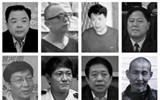 130多個被通報落馬的中共公安局長(2)