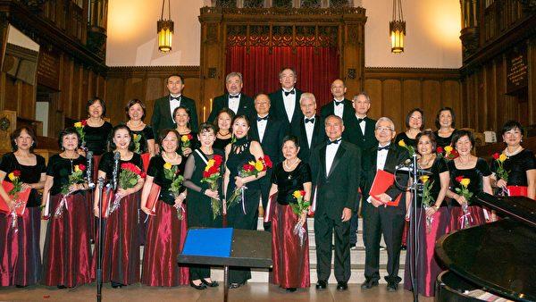 文协合唱团年度音乐会