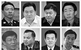 130多個被通報落馬的中共公安局長(3)