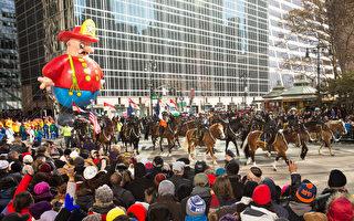 全美最大感恩节游行 周四盛大登场