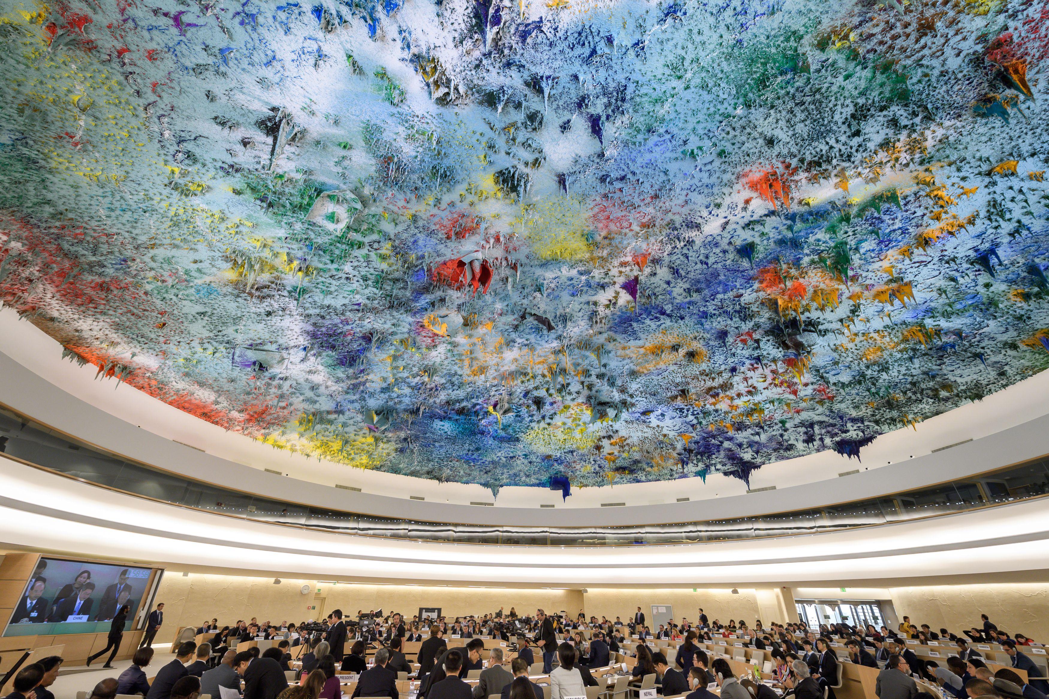 官員聯合國發言遭陸民吐嘈 中共急刪貼