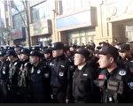 西安開發區暴力強拆 商家燒炭自殺身亡