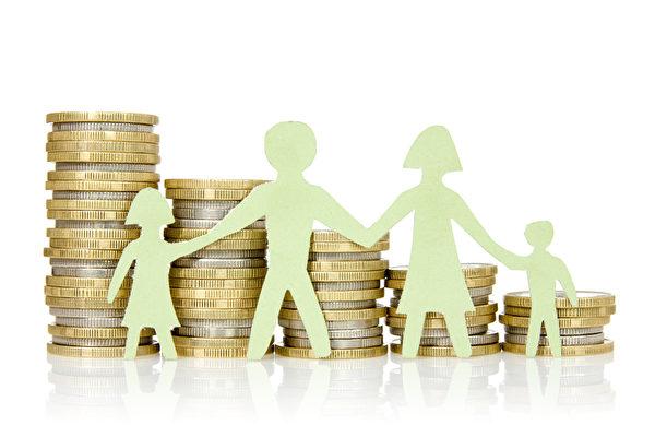 民主黨紓困案 美家庭最高可獲1萬4千美元